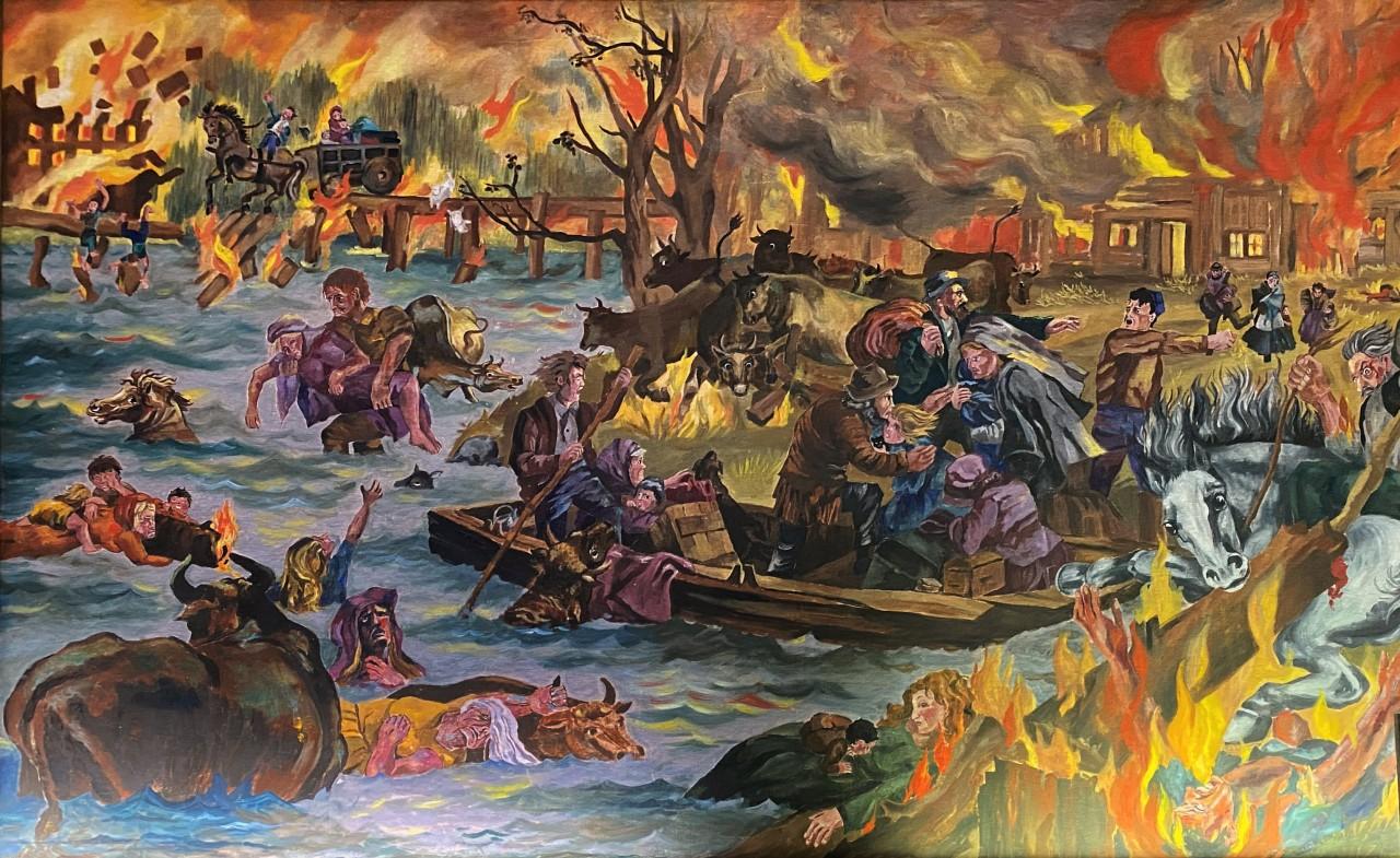 Preserving the Perishable: Remembering the Forgotten Fire of Peshtigo