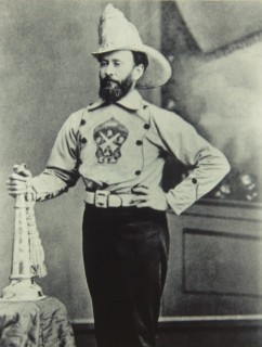 Chief Engineer Charles E. Miles
