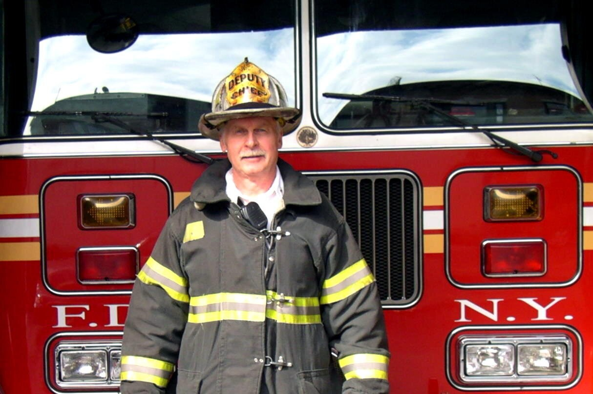 Press Release: FDNY Deputy Chief Thomas Dunne Book Donation